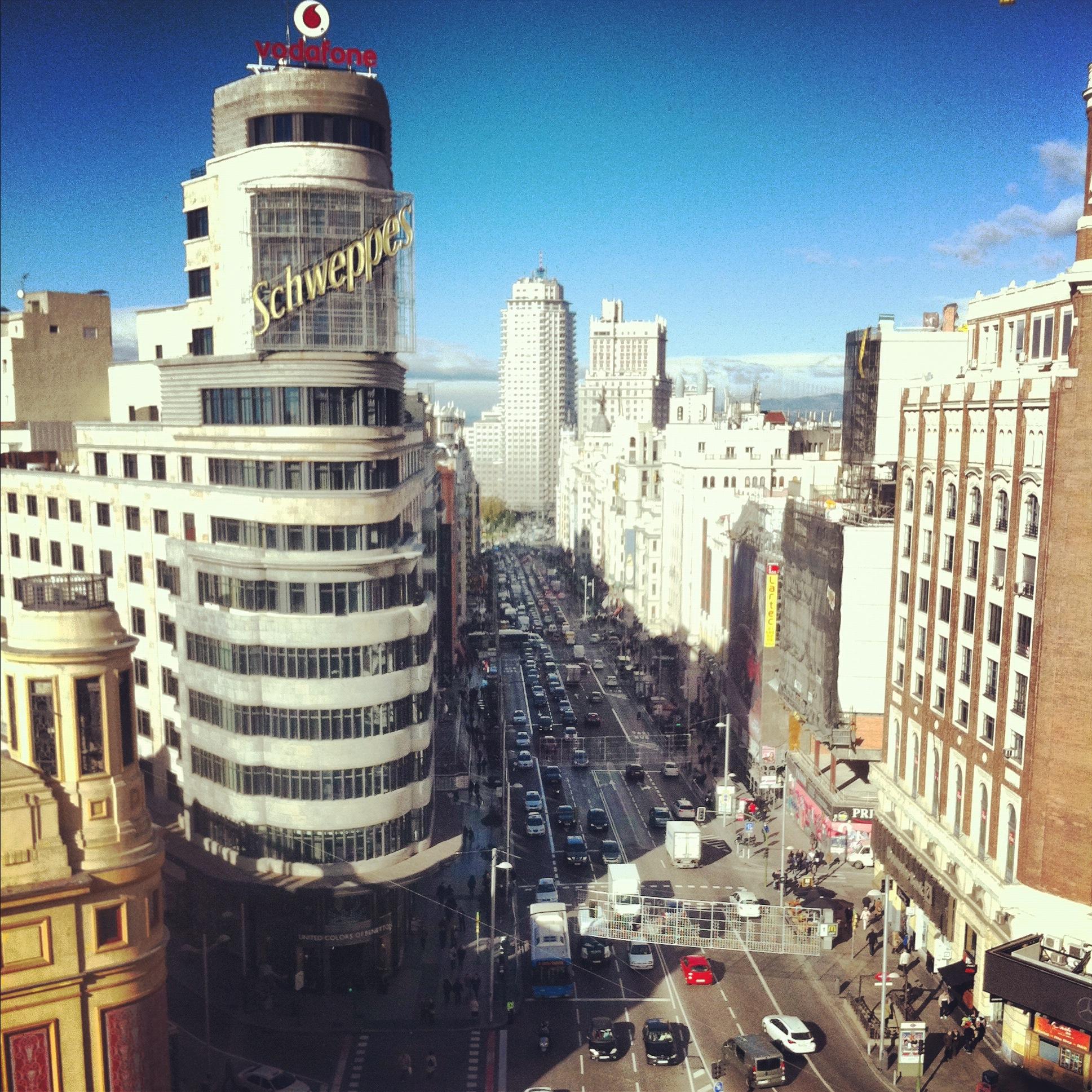 Terrazas Con Vistas En Madrid Forocoches