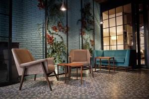 Fotos para la web del Bar Restaurante La T..Madrid, España.