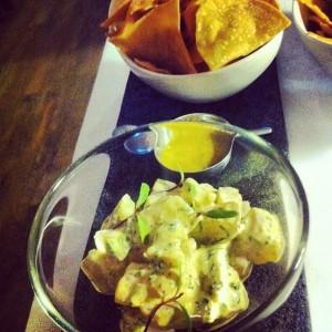 Gastroeconomy_PuntoMX_2013_Ceviche de callos de lubina