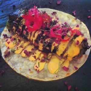 Gastroeconomy_PuntoMX_2013_Taco de machaca de marlin ranchero by DiegoBecerra