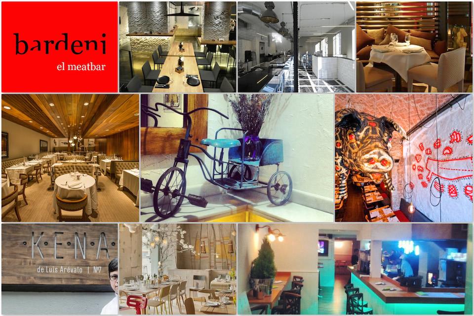 GE - 10 novedades gastronomicas 2014 en MAdrid y Barcelona