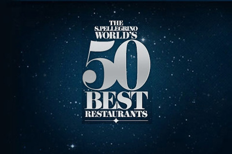 50 Best - Magazine cover