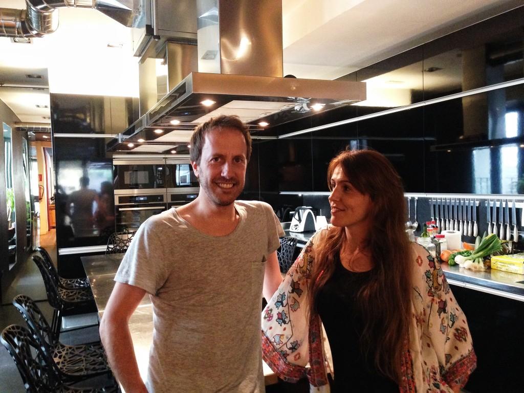 Gastroeconomy_KitchenClub_CarlosPascal y MariaGonzalez