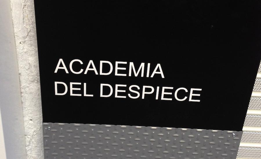 Gastroeconomy_Academia del Despiece