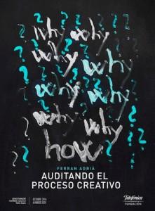Gastroeconomy_Ferran Adria_Auditando el proceso creativo