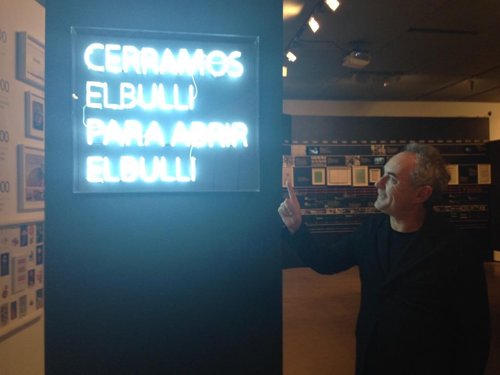 Gastroeconomy_FerranAdria_ElBullifoundation2014_ExpoTEF47 FERRAN