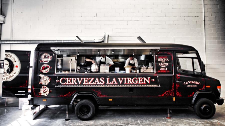 Gastroeconomy_CervezasLaVirgen_Foodtruck
