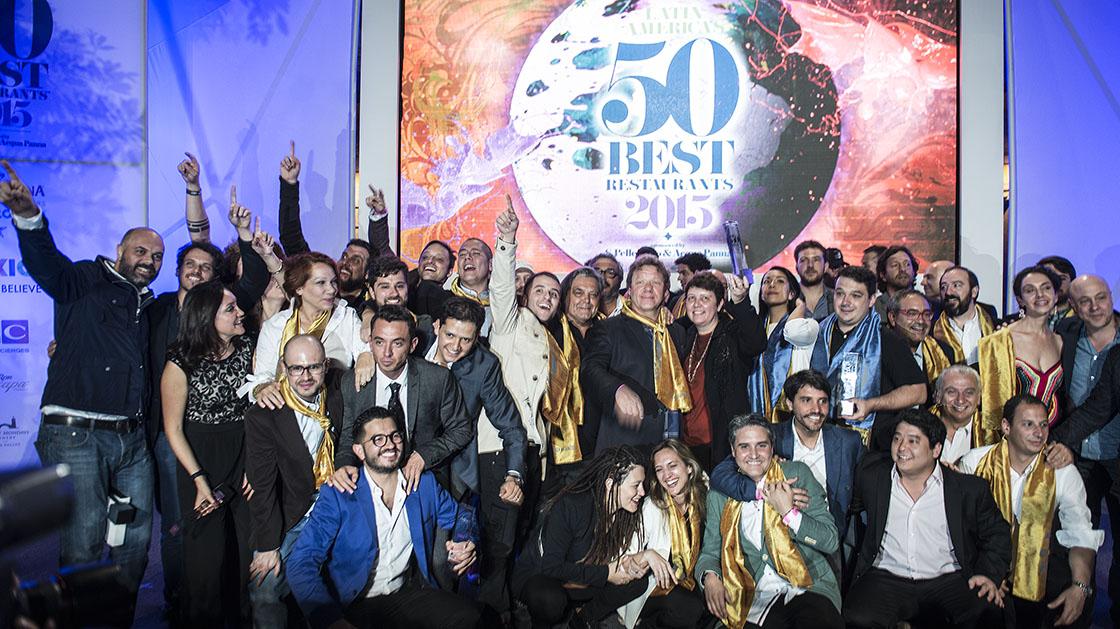 50 mejores restaurantes de Latinoamerica en 2015