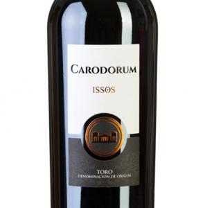 botella Carodorum-Issos-2012-todovino - Gastroeocnomy